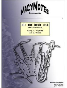 Saxophon gt hit the road jack