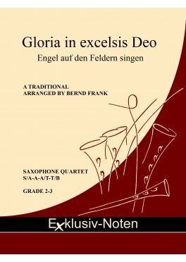 Gloria in excelsis Deo (Angels We've Heard On High)