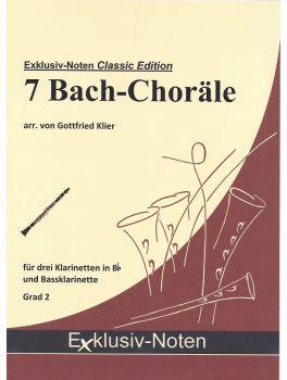 7 Bach-Choräle (7 Bach Chorales)