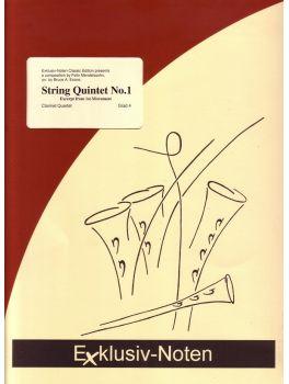 String Quintet No. 1